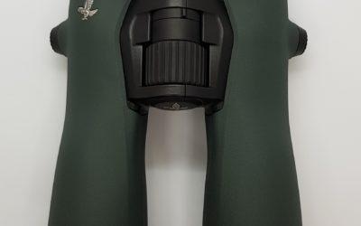 """Les nouvelles jumelles Swarovski """"NL Pure"""" disponible au magasin"""
