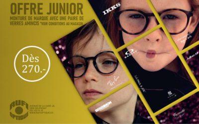 Offre junior